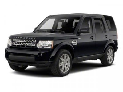2013 Land Rover LR4 Base ()