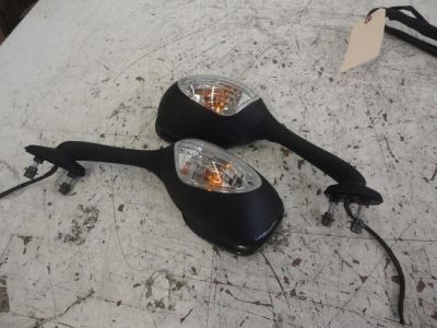 Find 06 07 08 09 SUZUKI GSXR 600 750 LEFT RIGHT OEM MIRRORS 05 06 07 08 GSXR 1000 motorcycle in Stanton, California, US, for US $100.00