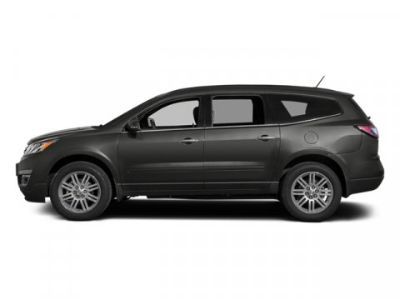 2014 Chevrolet Traverse LT (Tungsten Metallic)