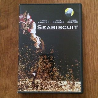 DVD - Seabiscuit
