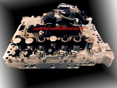 Find RE5R05A Trans VALVE BODY (TYPE 2) 02-05 XTERRA with TCM NISSAN INFINITY motorcycle in Largo, Florida, United States, for US $799.00