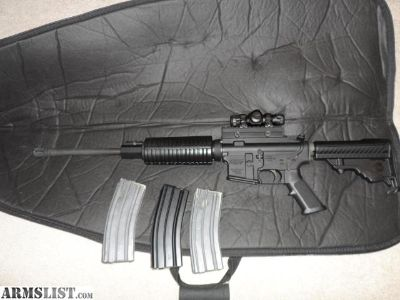 For Sale/Trade: DPMS AR 15