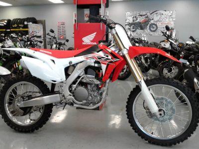 2017 Honda CRF250F Motocross Motorcycles Orange, CA