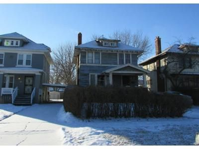 Preforeclosure Property in Highland Park, MI 48203 - Mclean St