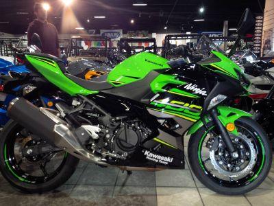 2018 Kawasaki Ninja 400 KRT Edition Sport Motorcycles Salinas, CA