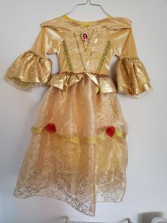 Young child's Belle Costume