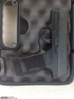 For Sale: Sig P365 and 12 Round Mag