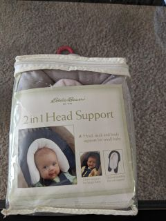 2 in 1 head support