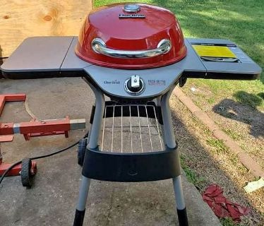 CharBroil True Infrared Electric Grill