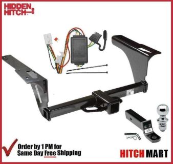 "Buy TRAILER HITCH COMPLETE PKG FOR 2010-2014 SUBARU OUTBACK WAGON CLASS 3, 2"" TOW motorcycle in Rockford, Illinois, US, for US $208.78"