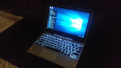 Aud/Vid/Graph laptop with all you need