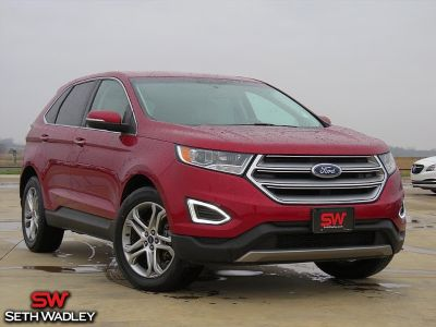 2017 Ford Edge (Ruby Red Metallic Tinted Clearcoat)