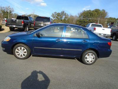 2008 Toyota Corolla S (Blue)