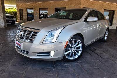 2014 Cadillac XTS 3.6L V6 (Silver)