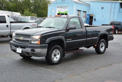 2004 Chevrolet RSX Work Truck (Dark Gray Metallic)