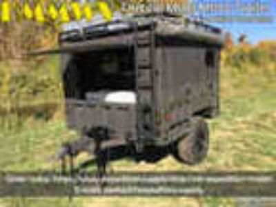 Military Hmmwv Tactical M1101 M1102 Trailer Adventure Camper amp Ex