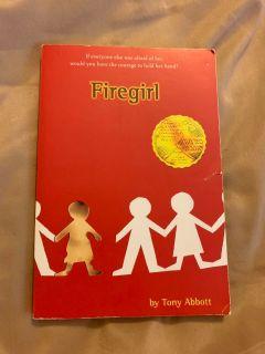 Firegirl book