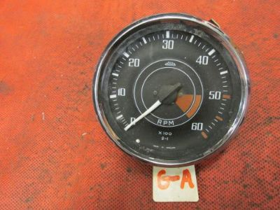 Purchase Triumph TR4, TR3, Original Jaeger Tachometer, !! motorcycle in Kansas City, Missouri, United States, for US $109.99