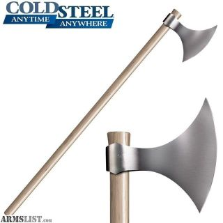 For Sale: Cold Steel Viking Axe 89VA 52 Overall Hickory Handle