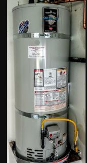 New water heater starting at  $695 installed