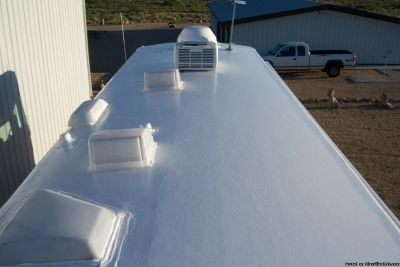 NEW RV Roof $1000 1 day