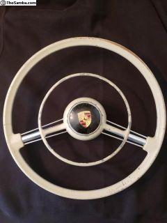 400mm pre A 356 steering wheel