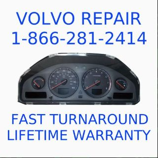 Buy VOLVO INSTRUMENT CLUSTER DIM REPAIR REBUILD S60 V70 S80 XC90 WARRANTY motorcycle in Tullahoma, Tennessee, United States, for US $155.00