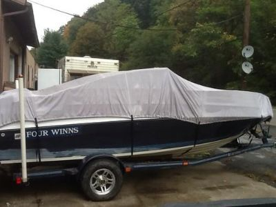 Find 1991 Four Winns Cuddy Cabin motorcycle in Elizabethton, Tennessee, US, for US $500.00
