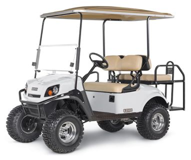 2019 E-Z-Go Express S4 Gas Golf Golf Carts Brunswick, GA