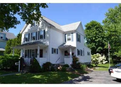 357 Railroad Ave NORWOOD Four BR, Charming turn of the century