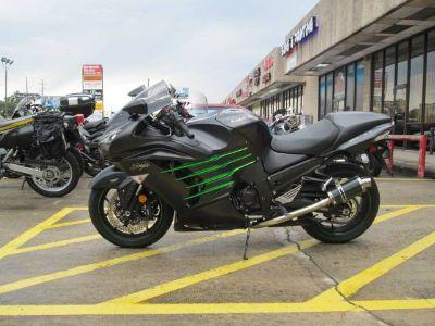 2015 Kawasaki Ninja ZX -14R ABS SuperSport Motorcycles Houston, TX