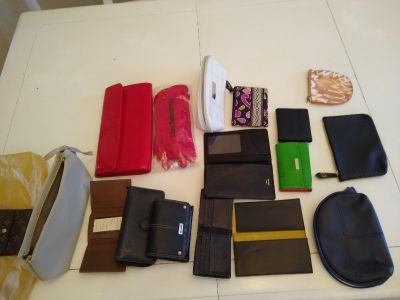 DESIGNER WALLET AND ACCESSORY BAGS!!!