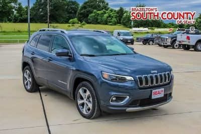 2019 Jeep Cherokee Limited ()