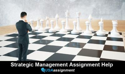 Strategic Management Assignment Help [Management]