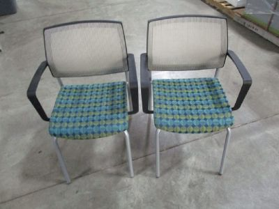 Multi Color Chairs w/ Arms and Legs RTR#7024993-04