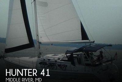 2007 Hunter 41