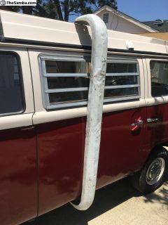 Bay Window Rear Bumper
