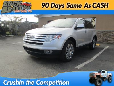2010 Ford Edge Limited (Aluminum)