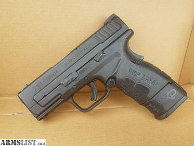 For Sale: Springfield Armory Springfield XD Mod.2 Sub-Compact