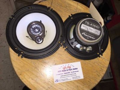 "Purchase Pioneer TS-A1661 6-1/2"" / 6-3/4"" 3-way Speakers 1232 motorcycle in Romulus, Michigan, United States"