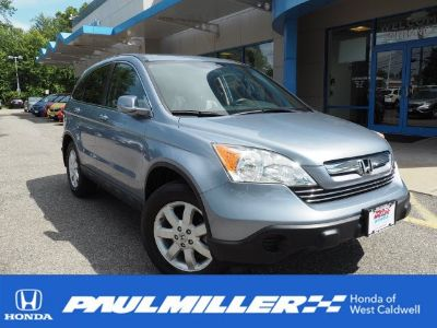 2007 Honda CR-V EX-L (Blue)