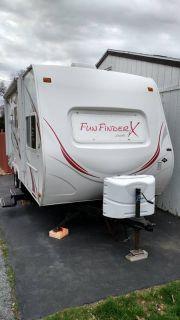 2010 Cruiser RV Fun Finder X189FDS