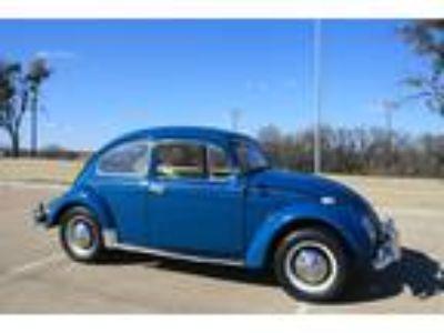 1966 Volkswagen Beetle Bug Classic Sedan