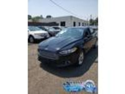 2016 FORD Fusion with 30101 miles!