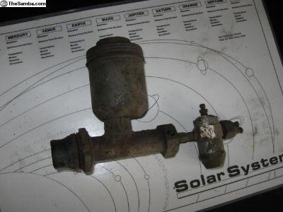 barndoor split master cylinder hot rod