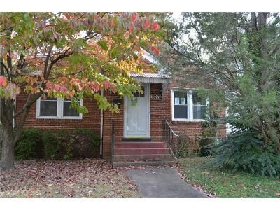 2 Bed 1 Bath Foreclosure Property in Norfolk, VA 23523 - Springfield Ave