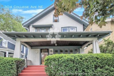 Single-family home Rental - 304 College Ave NE