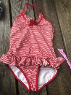 Swim suit one pc two pc $4 each