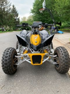 2016 Can-Am DS 90X