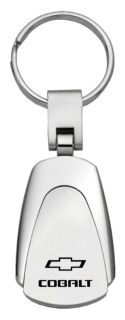 Sell GM Cobalt Chrome Teardrop Keychain / Key fob Engraved in USA Genuine motorcycle in San Tan Valley, Arizona, US, for US $14.61